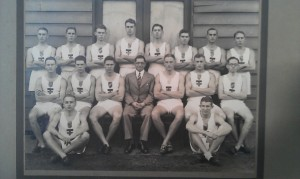 Sydney University Athletics Club Intervarsity Team, Adelaide 1937