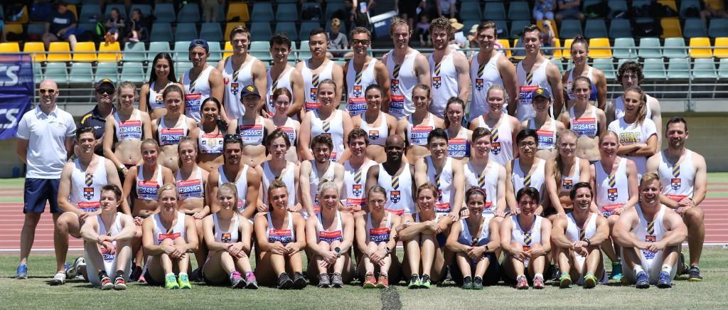 2016 Club Championships Team