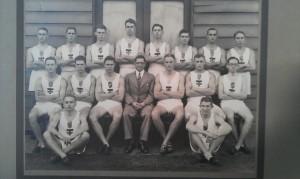 Sydney University Athletics Club Intervarsity Team, Adelaide 1937